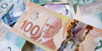 Canadian Dollar Drops after Poloz Reiterates Cautious Outlook