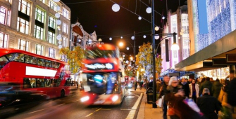 Penjualan ritel Inggris Turun di triwulan pertama