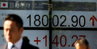 Asian Markets Edged Down as Tech Stocks Pullback