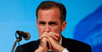 Карни поставил под сомнение повышение ставки Банка Англии в мае