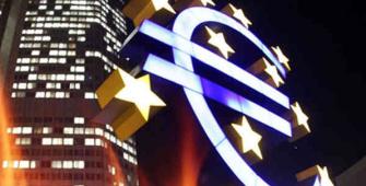 पहली तिमाही में यूरोज़ोन की अर्थव्यवस्था धीमी हुई