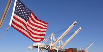 अप्रैल में अमेरिकी आयात की कीमतों में मामूली वृद्धि हुई