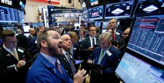 ตลาดวอลล์สตรีตได้ปรับตัวขึ้นมา หลังจากมีการรายงานข้อมูลการค้าปลีก