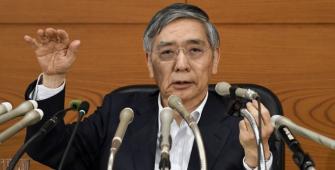 Банк Японии обещает предупредить рынки об отказе от ультралегкой политики