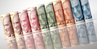 Турецкая лира достигла рекордного минимума, снизившись на 20 процентов против доллара