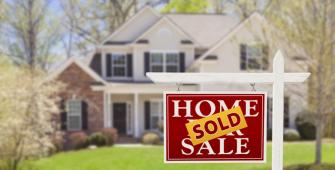 США: продажи новых домов в апреле заметно снизились