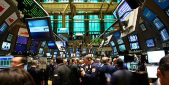 Wall Street Rebounds after Fed Minutes