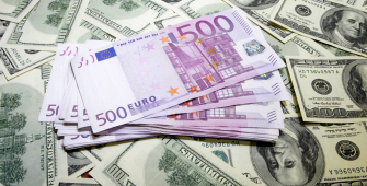 Dollar Retreats After Fed Minutes; Euro Under Pressure
