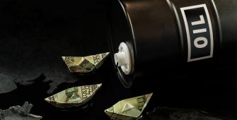 Нефть теряет позиции из-за возможного решения ОПЕК+