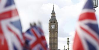 Pertumbuhan Inggris Turun ke Level Rendah 5 Tahun seiring Penurunan Investasi Bisnis