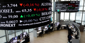 European Markets Finish Higher as Utility Stocks Rally