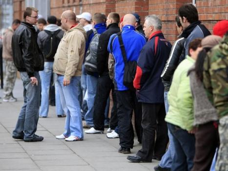 Безработица веврозоне упала до9-летнего минимума