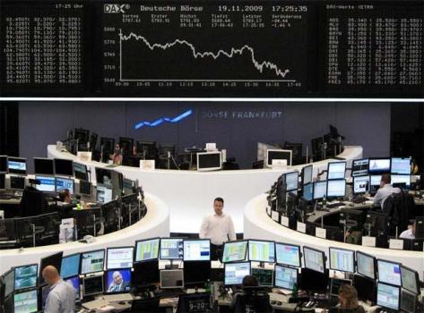 European Markets Drop as Political Issues Persist