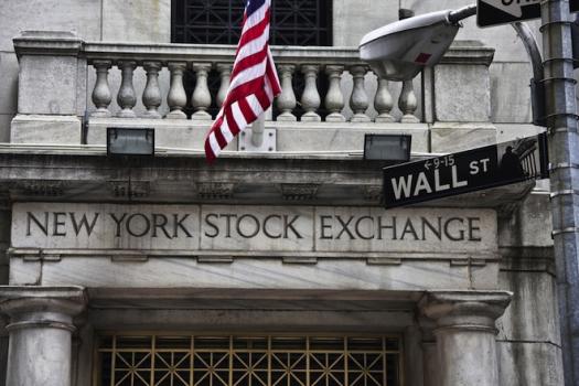 Wall Street Gains as Syria Fears Ease