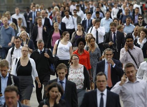 Jobs Surge Points to Stronger UK Economy