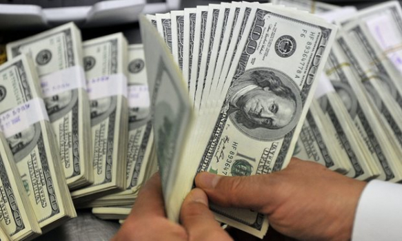 Dollar Near 5-Month High after Benchmark Treasury Yield Jumps Above 3 Percent