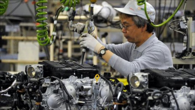 Japan's Core Machinery Slides in March