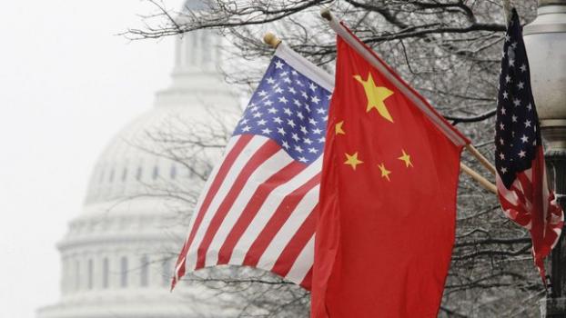 Трамп провёл переговоры свице-премьером Китайская республика