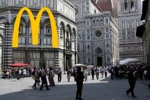 McDonald's verlangt 18 Millionen Euro Schadenersatz von der Stadt Florenz