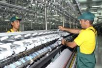 In Kasachstan hat sich die Industrieproduktion um 1,7% verringert