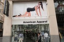 Der Modenkozern American Apparel meldet Insolvenz an.