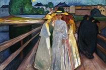 Munch-Gemalde fur 54,5 Millionen Dollar versteigert