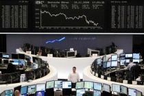 European Shares Close at 5-Week Peak; Sterling Gains Weigh on FTSE