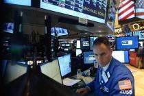Фондовые индексы США снизились на угрозах КНДР