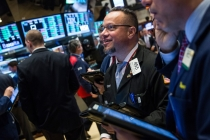 U.S. Equities Mixed as Dow Tops 23,000 Level