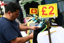 UK Inflation Surges to Highest Level in Over Five Years