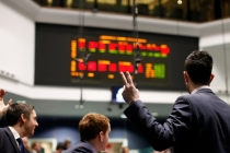 European Markets Advanced on Third-Quarter Earnings Reports