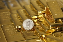 Gold Prices Flat as Dollar Climbs Amid Fed Rate Hike Expectations