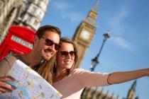 Ослабление фунта оказало поддержку туристическому сектору Великобритании