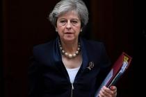 Мэй увеличивает счет за Brexit в два раза