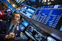 Wall Street Mostly Higher as Dow Hits Record Close