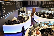 European Markets Lower as Investors Priced in Central Banking News