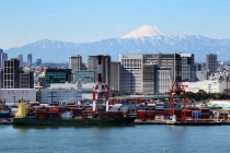 Japan Export Growth Picks Up in November
