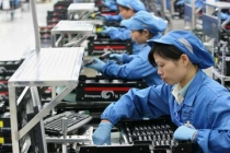 China December Factory Growth Slowed in December