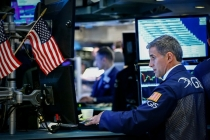 Wall Street Drops as Dow Gives Up 283-Point Gain
