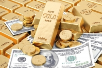 Gold Prices Rise as Dollar Drops to 3-Year Lows