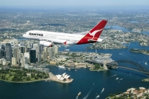 Qantas Airways Posts Record Half Year Profits