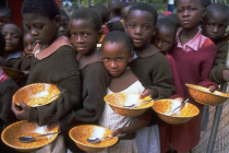 Число голодающих в мире в 2017 году увеличилось на 11 миллионов