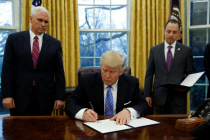 Трамп рассмотрит возможность возвращения США в Транстихоокеанское партнерство