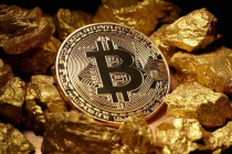 Золото отвоевало у биткоина звание самого безопасного актива