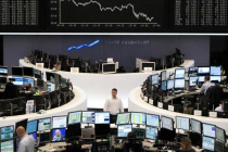 Pasar Eropa Naik di Tengah Laporan Laba yang Kuat
