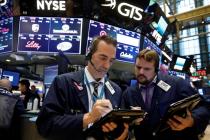 Saham AS Ditutup Bervariasi Sementara Dow Turun 4 Hari Berturut-turut