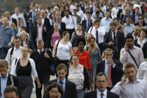 Jobs Surge Points to Stronger UK Economy