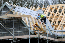 U.K. Construction Sector Retains Modest Recovery