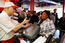 U.S. Services Sector Activity Growth Accelerates in May