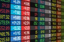 Bursa Ekuitas AS Naik terkait Data Ekonomi, Menyurutkan Kekhawatiran Perdagangan